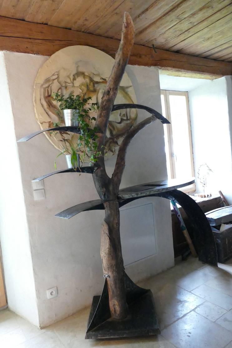 Meuble sculpture de Marie-France Poulat