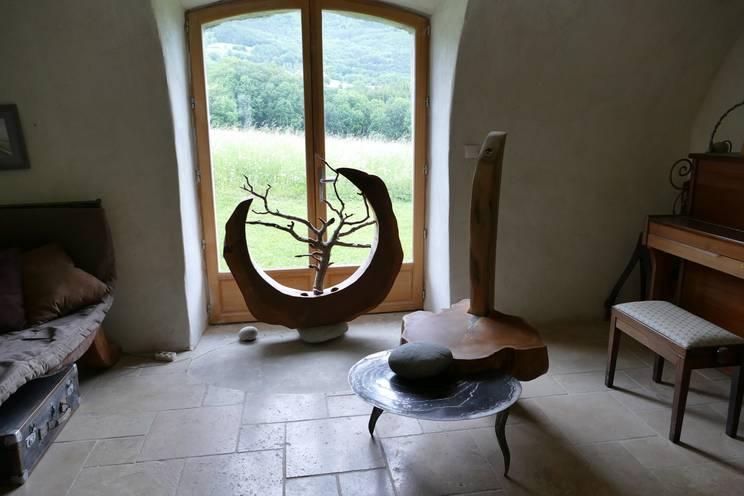 Meubles sculptures de Marie-France Poulat